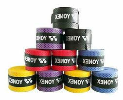 10pcs Absorb Sweat Racquet Grip Tape Stretch Band Tennis Squ