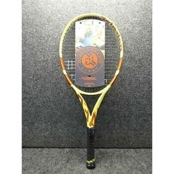 Babolat 140258 Pure Aero Junior 26 Roland-Garros Strung Tenn