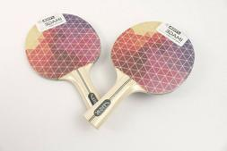 2 Stiga Image Table Tennis Racket Set Ping Pong Paddles Ligh