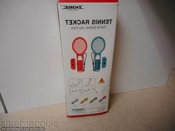DOBE 2-PACK TENNIS RACKET FOR NINTENDO N-SWITCH & JOY-CON RE
