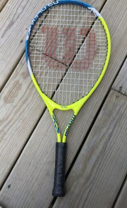 Wilson 23 Tour Tennis Racket 3 5/8 us open