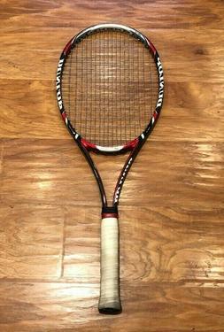 $300 Dunlop 300 TOUR 98 Midplus Tennis Racket 4 3/8 pro max