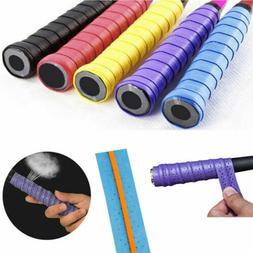 Absorb Sweat Racket Anti-slip Tape Handle Grip For Tennis Ba