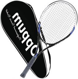 oppum Adult Carbon Fiber Tennis Racket, Super Light Weight T