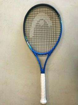 HEAD Adult Ti Instinct Comp Strung Tennis Racquet, 27-4 1/4