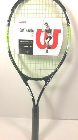 Wilson Advantage XL Tennis Racket. New in package. Bigger su