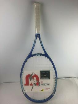 "Wilson Aggressor 100 Adult Tennis Racket 4 3/8"" Grip *NEW*"