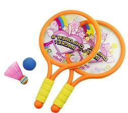 Badminton Racket Children Tennis Racket Toys Baby Fitness Ou