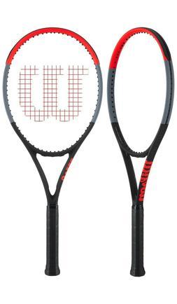 Band New Wilson Clash 100 Tennis Racquet 4 3/8 Grip - Unstru