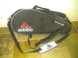 adidas Barricade 6-racquet 7-compartment tennis bag unused s