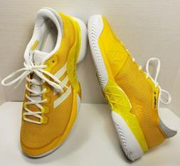 Adidas Barricade Men's Shoes 12.5 Yellow Racquet Racket BY16