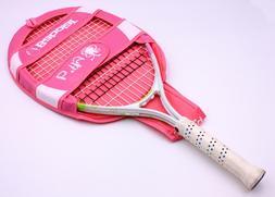 BABOLAT BIFLY 125 girls/child BI FLY tennis racquet with cov