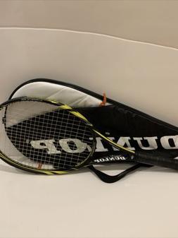 Dunlop Biomimetic 500 Tour Tennis Racquet 4 3/8 L3 Plus Case