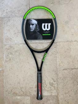 Wilson Blade 98 V7 16x19 tennis racquet - L3 4 3/8 grip - La