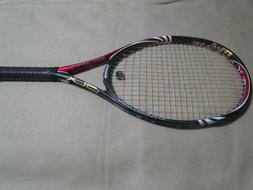 Wilson BLX Khamsin Five 5 FX 108 4-3/8  Grip Tennis Racquet