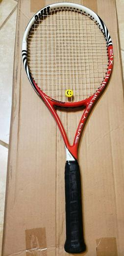 Wilson BLX Six.One 95 18x20 Racquet, Grip L5 4 5/8, SixOne T