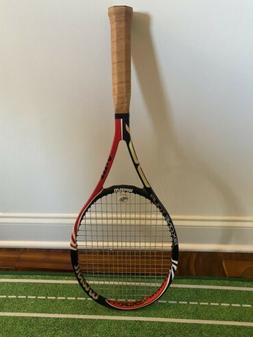 Wilson BLX Six One Tour 90 Roger Federer Tennis Racket. Good