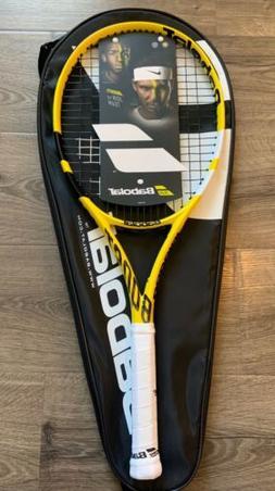boost aero yellow racquet 4 1 4