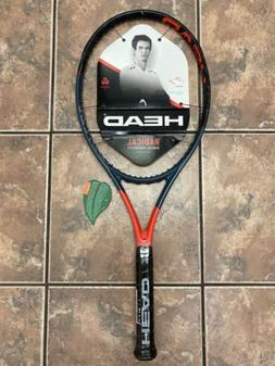 Brand New Head Graphane 360 Radical S Tennis Racket, Racquet