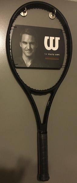 BRAND New Wilson Pro Staff 97 v13 Tennis Racquet 4 3/8  Rack