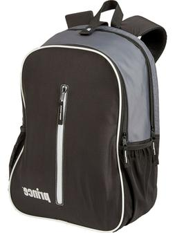 Brand Prince Men's Backpack Racquet Tennis Racket Bag BLACK