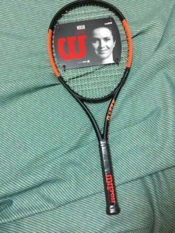 Wilson Burn 100ULS Tennis Racket-NEW