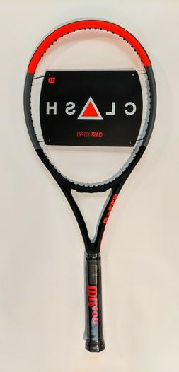 Wilson Clash 100 Pro 4 1/4 Tennis Racquet *NEW*
