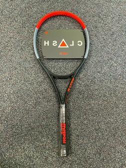 Wilson Clash 100  Tennis Racket - 4 3/8 grip - Unstrung - NE