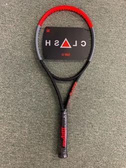 Wilson Clash 100 Unstrung 4 1/4 Grip Tennis Racquet
