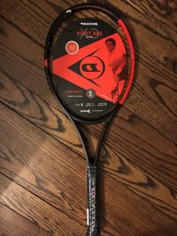 Dunlop CX 200 Tour 16x19 Tennis Racket - New - 4 1/2