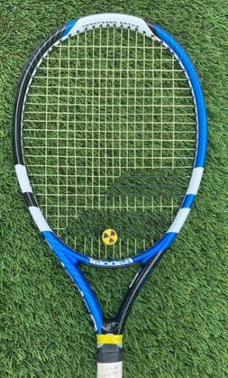 drive max 110 tennis racquet grip size