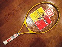 "Wilson EZ Tennis Junior Tennis Racket - 23"" - Z2583 - Brand"