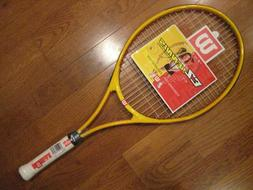 "Wilson EZ Tennis Junior Tennis Racket - 25"" - Z2560 - Brand"