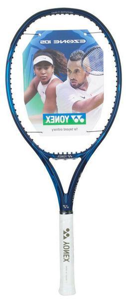"Yonex EZONE 105 275g Tennis Racquet Grip Size 4 1/8"" Deep Bl"