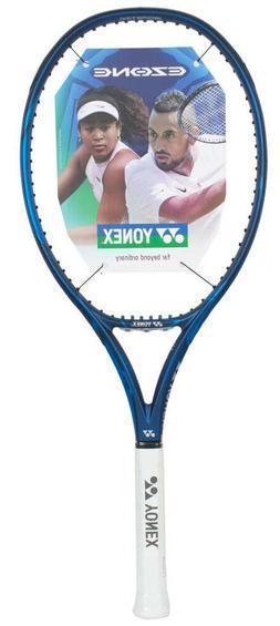 "Yonex EZONE 108 255g Tennis Racquet Grip Size 4 1/8"" Deep Bl"