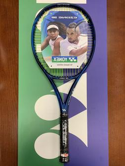 ezone 98 2020 305g tennis racquet strung