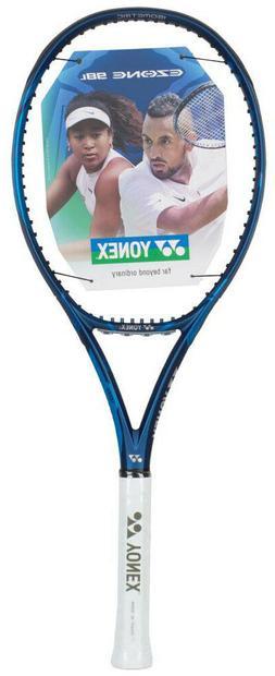 "Yonex EZONE 98L 285g Tennis Racquet Grip Size 4 1/8"" Deep Bl"