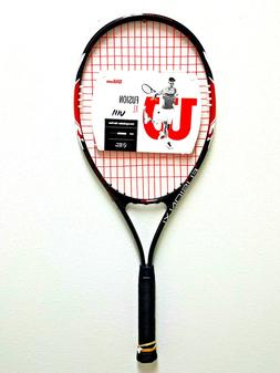 Wilson Fusion Xl Tennis Racket 4 3/8 New