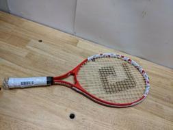Gamma Jr Gamma Quick Kids 21 Grip 3_5/8 Jr Tennis Racquet
