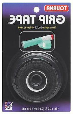 Tourna Gauze Grip Tape, Black