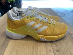 Adidas GEOFIT Barricade Men's Tennis Shoes Size 11.5 Yellow
