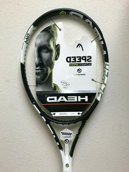 graphene speed pro tennis racquet grip size