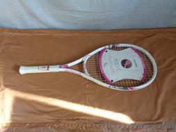 "Wilson Hope Adult Oversized Head Tennis Racket 110"" Breast C"