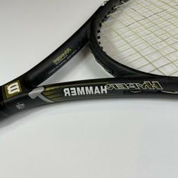 """WILSON Hyper Hammer Carbon 5.3 - 4 3/8"""" Grip Tennis Racquet"""