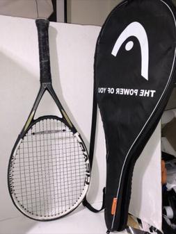 Head Intelligence i.S2 MidPlus 4 3/8 Grip  Tennis Racquet Ov