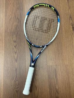 juice 108 4 1 4 tennis racquet