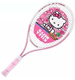 """Hello Kitty Junior Tennis Racquet 25"""" Kid Children Girl Spor"""