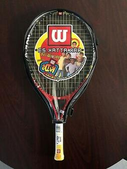 Wilson Kids Tennis Racquet BRAND NEW WITH TAGS NEVER USED