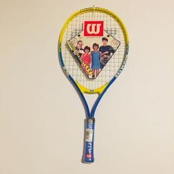 Wilson Kids WKids23 Junior Tennis Racket Sizeup! Fit System
