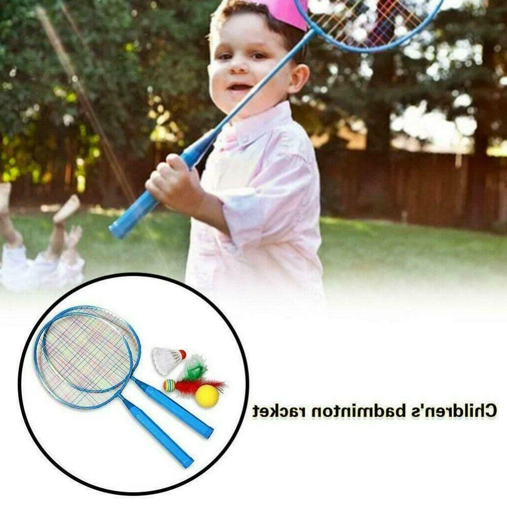 1 Badminton Rackets Toys For Boys Girls
